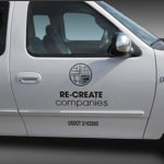 Re-Create Vehicle Lettering After, All Pro Truck Body Shop