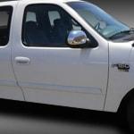 Re-Create Truck Lettering Before, All Pro Fleet Painting fleet body shop