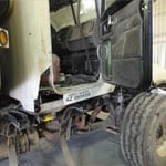 Heavy Truck Collision Repair
