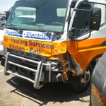 Medium Truck Collision Repair