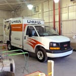 Uhaul Panel Van Repair