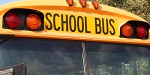 All Pro Fleet Painting, School Bus Repair Image