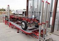 Chief Frame Rack for fleet repair avondale