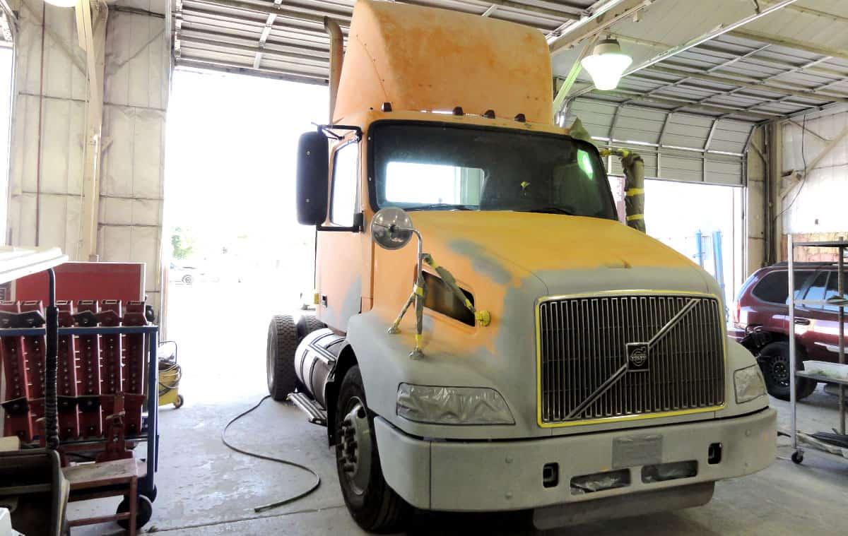 Fiberglass Repair All Pro Truck Body Shop