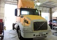 Fiberglass Repair Truck Cab