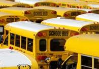 School Bus Fleet Repair