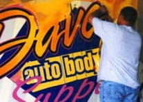 Truck Body Paint Phoenix, AZ