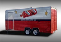 Holsum Trailer Vehicle Wrap
