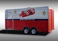 Holsum Trailer Vehicle Wrap