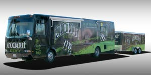All Pro Fleet Painting, Vehicle Wrap Image