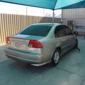 Honda Civic Hybrid For Sale