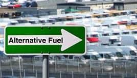 Alternative Fuel Signage