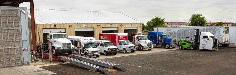 Our team and location are ready to give you the best of professional fleet services for any project!
