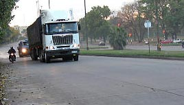 Safe Driving with Semi-Trucks