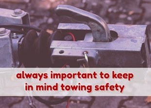 Trailer Towing Safety Tips