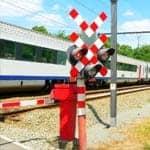 Choo-Choo Railroad Crossing Safety
